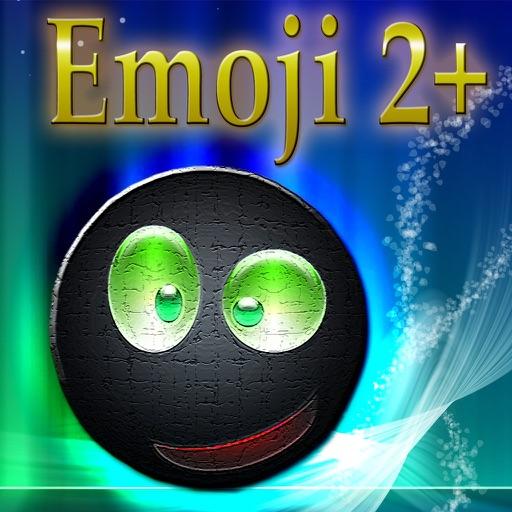 Emoji 2+ - Amazing Emoticons + Emoji Keyboard iOS App
