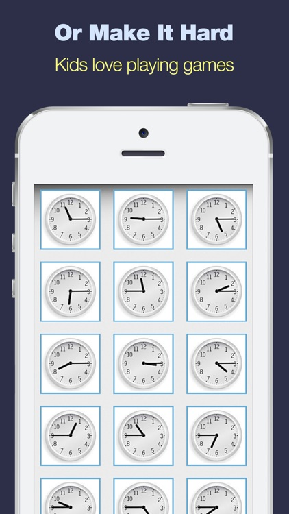 Telling Time - 8 Games to Tell Time screenshot-2