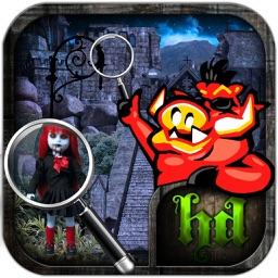 Graveyard Shift Hidden Objects Game