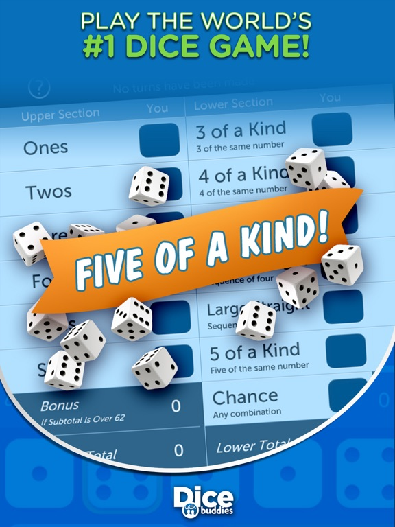 Dice With Buddies: Social Game Скриншоты6