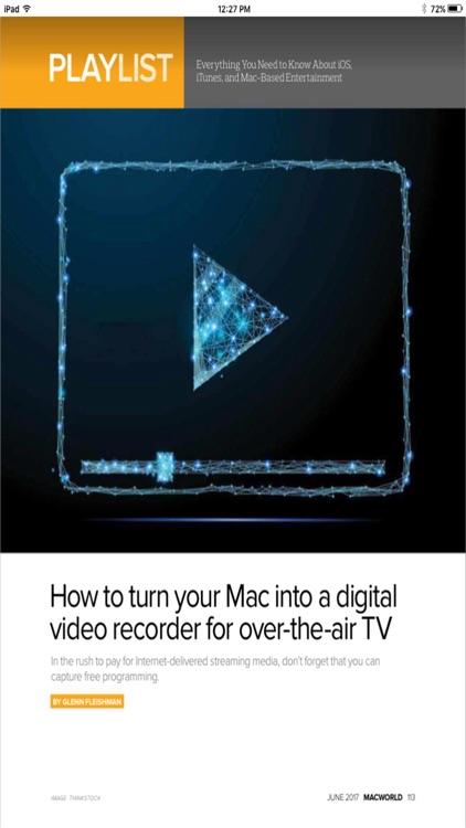 Macworld Digital Magazine (U.S.) screenshot-4