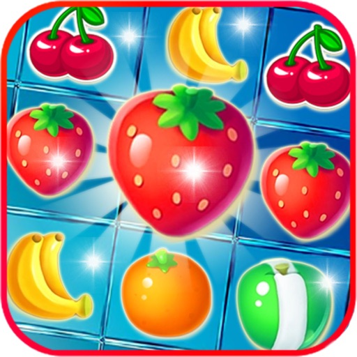 Fruits Style Game Puzzle