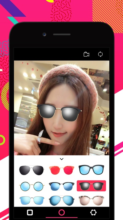 Glasses Camera Pro - Try-On Eyewear & Sunglasses screenshot-3