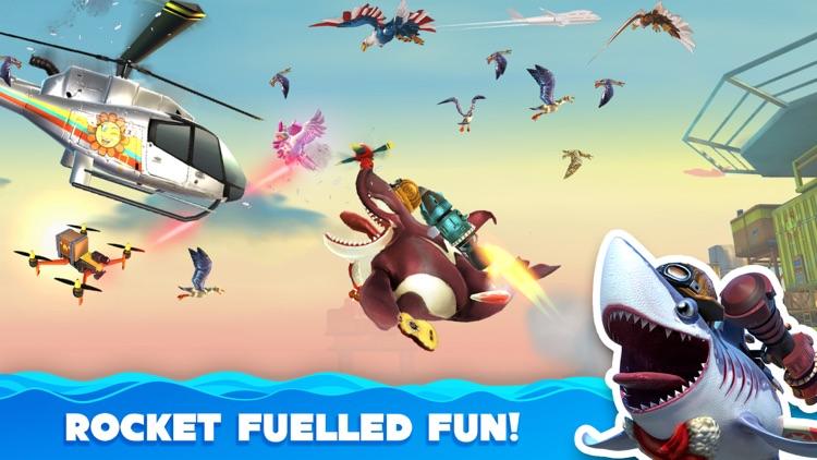 Hungry Shark World screenshot-4