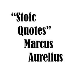 Stoic Quote Stickers - Marcus Aurelius
