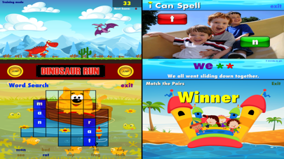 i Can Spell with Phonics CVC+ screenshot two