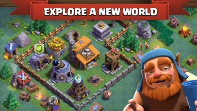 Clash of Clans screenshot one