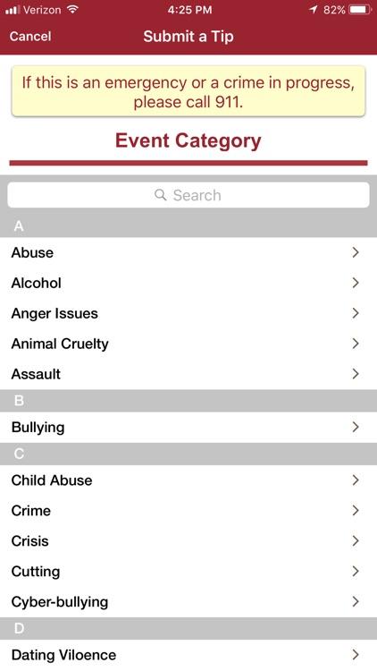 SafeUT screenshot-3
