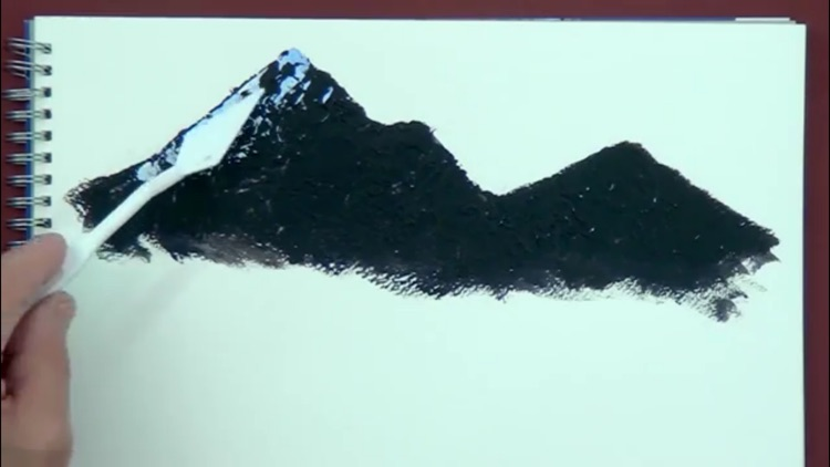 Acrylic Painting Techniques screenshot-3