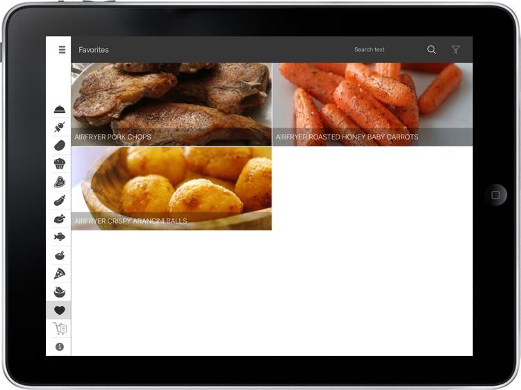 Airfryer Masterchef - Easy Air Fryer Recipe screenshot-3