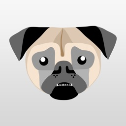 Pug Love Sticker Pack