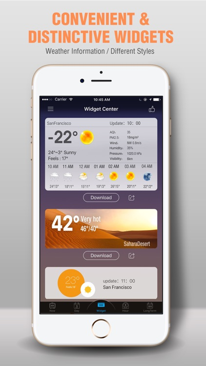 Amber Weather Elite Pro - Weather Widgets Forecast screenshot-3