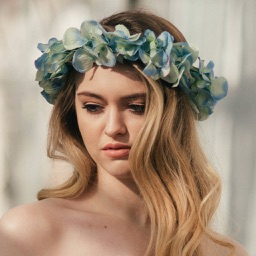 Flower Crown Photo Editor - Crown Booth