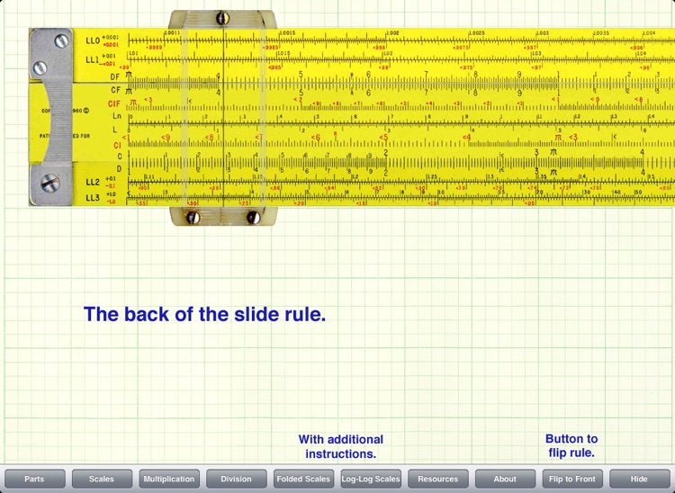 Virtual Slide Rule screenshot-4