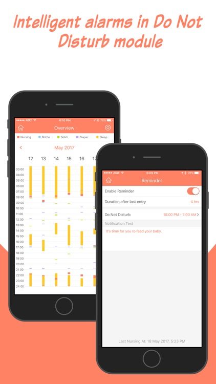 Baby Activities - Feeding, Diaper & Sleep Tracker screenshot-3