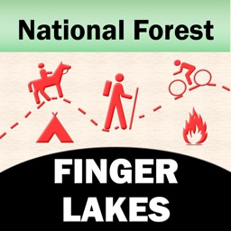 Finger Lakes National Forest – Offline Navigator
