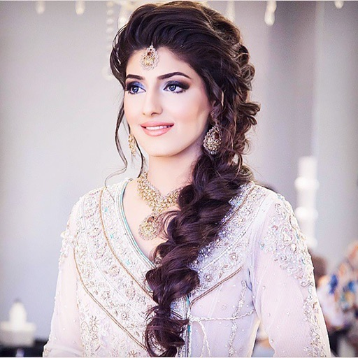 Stylish Hair Style For Girls By Dharmesh Kathiriya
