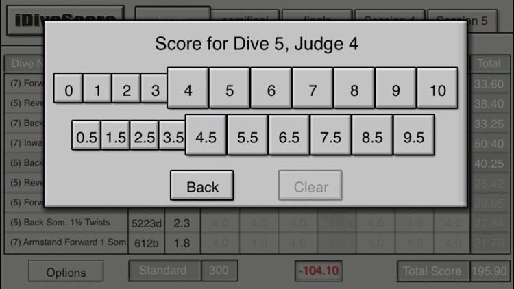 iDiveScore screenshot-3