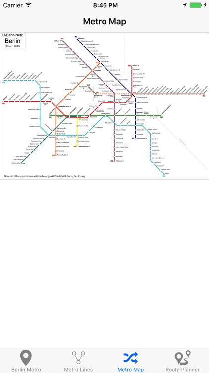 Berlin Metro & Subway screenshot-4