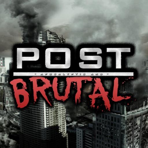 Post Brutal - Апокалиптические зомби действий RPG