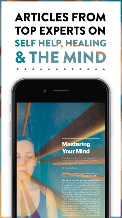 Conscious Lifestyle Magazine - Healthy Mind & Body screenshot-4