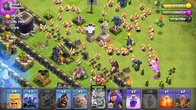 Clash of Clans on the App Store