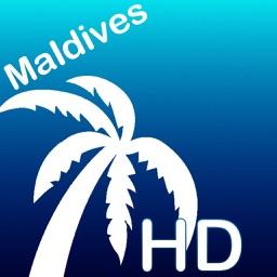Aqua Map: Maldives - GPS Nautical Charts   HD