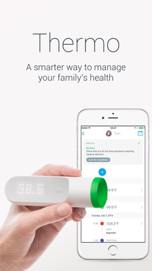 Withings Thermo on the App Store