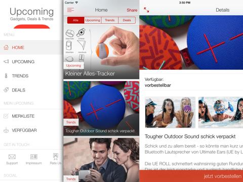 Upcoming Gadgets, Deals & Trends screenshot 9