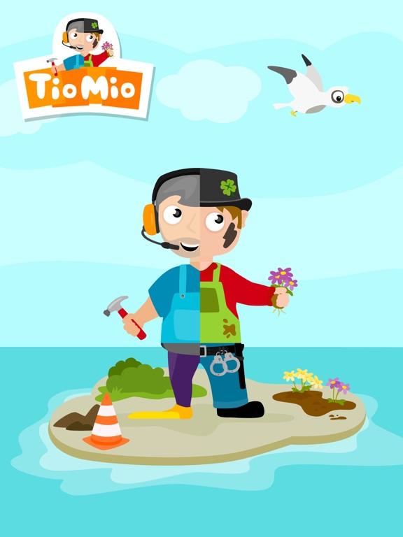 TioMio - 楽しいお仕事パズルのおすすめ画像1
