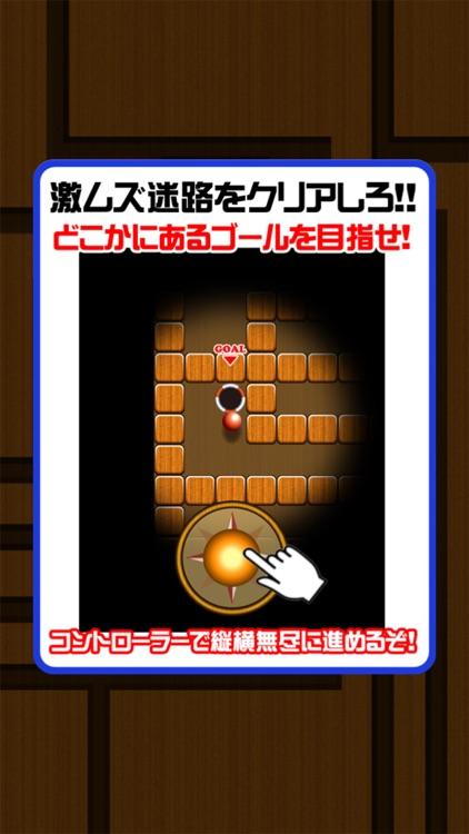 激ムズ迷路100 screenshot-3
