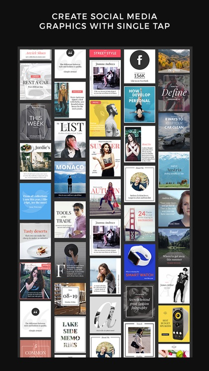 Cameraxis - Graphic Design tool, Typography editor screenshot-4
