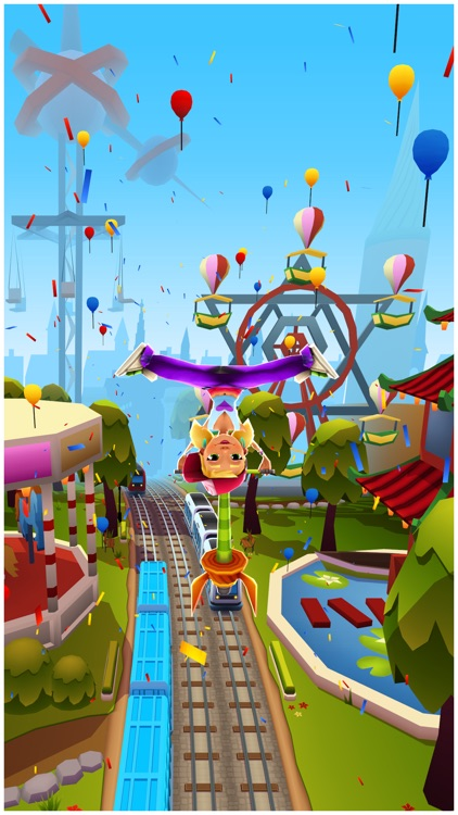 Subway Surfers app image