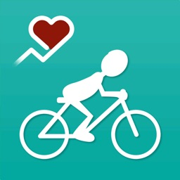 iBiker Cycling Tracker & Heart Rate Zone Trainer