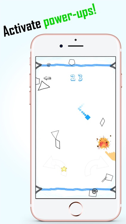 Pixel Instinct - Skill and reflex game screenshot-3