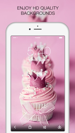 Girly Wallpaper Cute Wallpapers Pictures En App Store