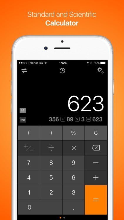 CalConvert: A Simple, Calculator & Unit Converter