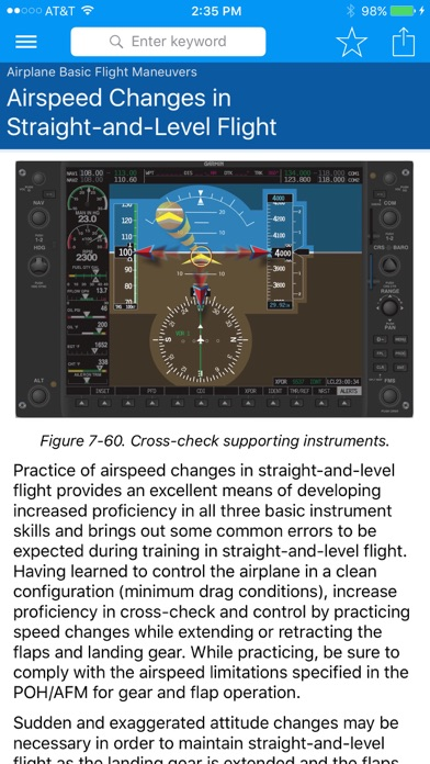 Instrument Flying Handbook review screenshots