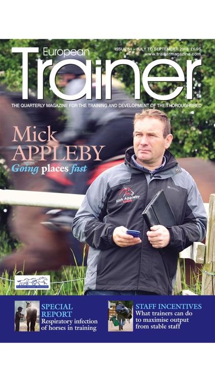 European Trainer Magazine screenshot-3