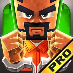 Pixel Prison Heist Escape pro