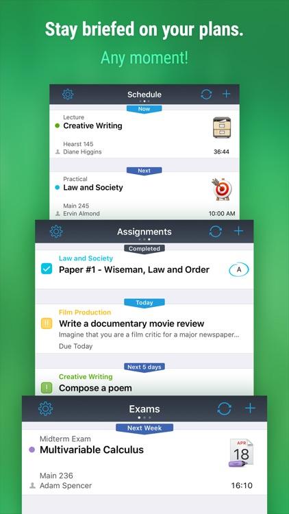 iStudiez Pro Legendary Planner screenshot-0