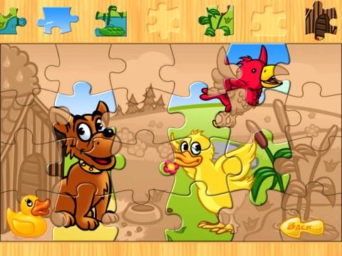 子供のための動物のパズル 農場 Animal Puzzleのおすすめ画像5