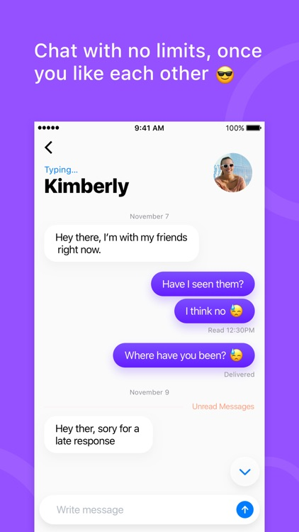 Hily - best dating app & chat screenshot-3