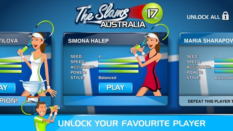 Stick Tennis screenshot-3