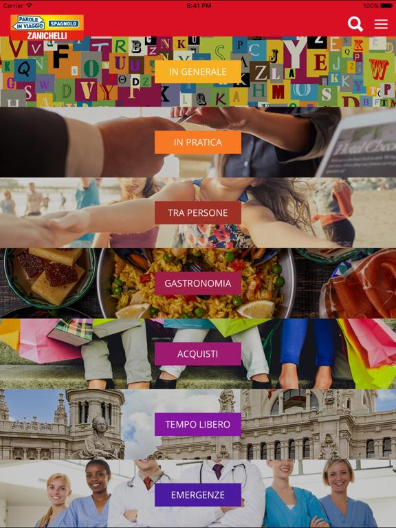 Parole In Viaggio Spagnolo App Price Drops