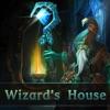 逃离神秘魔法师的家:解谜冒险游戏