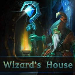 wizard's house:Escape the Magic room