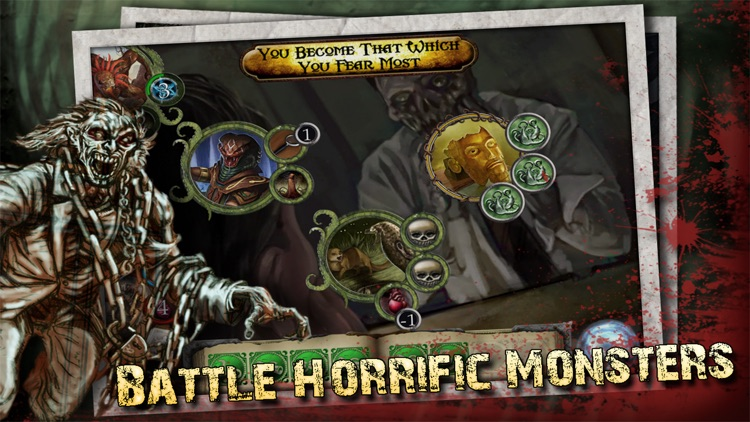 Elder Sign: Omens for iPhone screenshot-3