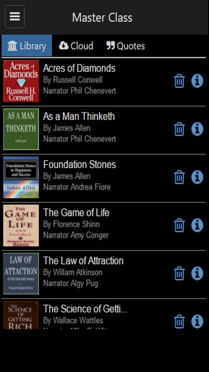 Law of Attraction Audiobooks screenshot-3