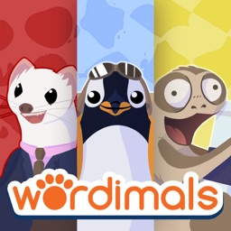 Wordimals - Fun animal themed word search!